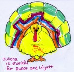 Juliana-thankful